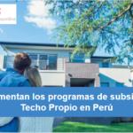 programas de subsidios