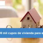 cupos de vivienda